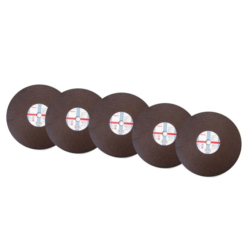 Bộ 5 Đĩa cắt sắt 355x25.4x3.0 (2608602751)