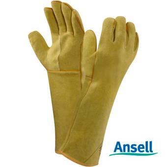 Bộ 5 đôi Găng tay da thợ hàn Ansell 43-216