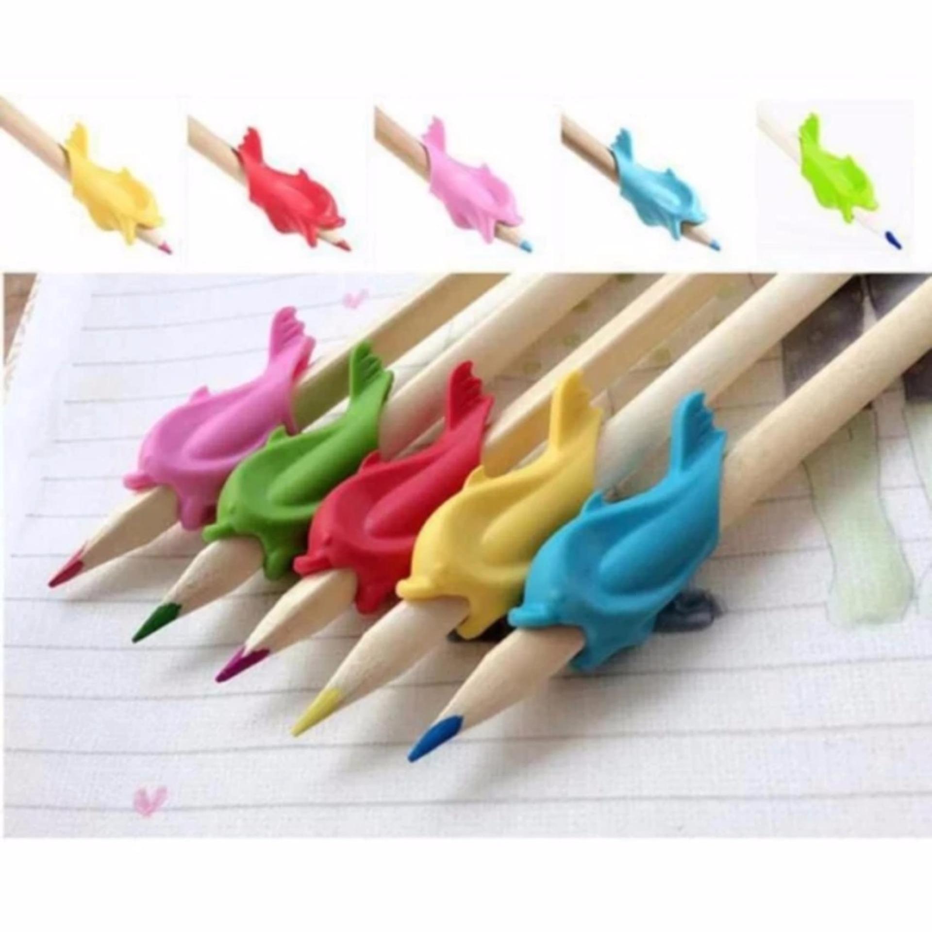 Trang bán Bộ 5 dụng cụ cầm bút đúng, đệm tay cho bé tập viết