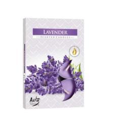 Bộ 5 hộp 30 nến tealight thơm Lavender Bartek Candles FtraMart FTM-BAT0675