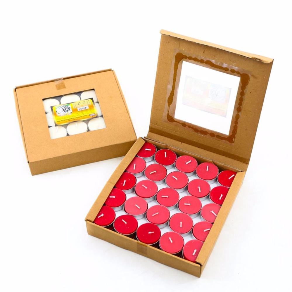 Bộ 50 Nến Thơm Tea Lights hàng VN