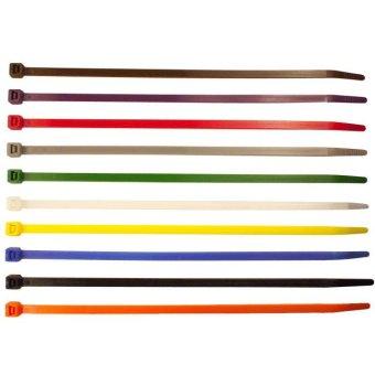 Bộ 6 bịch dây rút nhựa - lạt nhựa 6 màu khác nhau