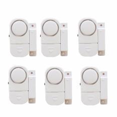 Bộ 6 chuông cửa cảm biến chống trộm GocgiadinhVN