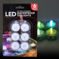 Bộ 6 đèn Led trang trí hồ nước UBL – DH0319