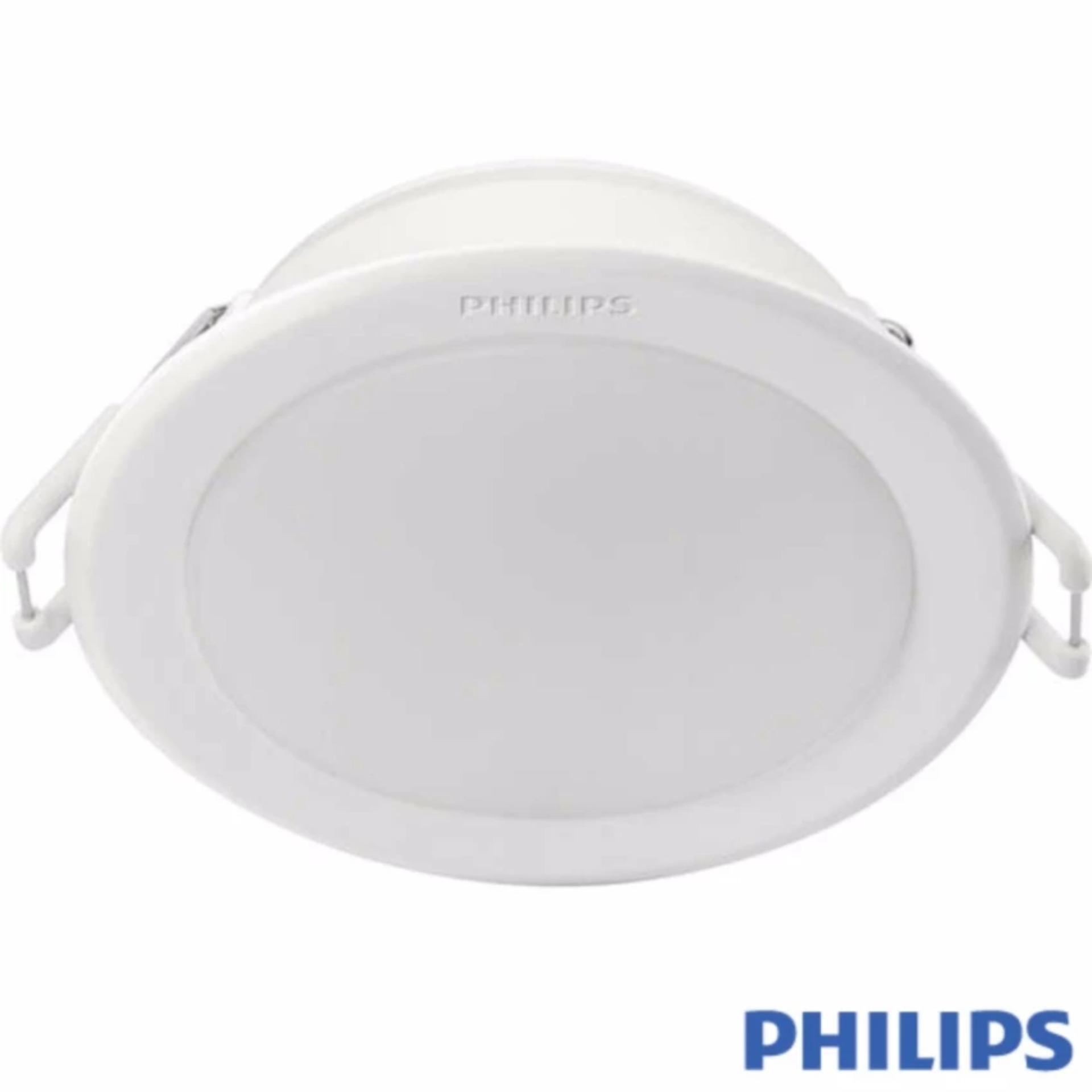 Trang bán Bộ 6 đèn Philips LED Downlight âm trần 59203 10W (Vàng)