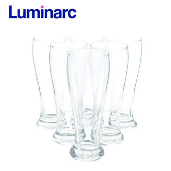 Bộ 6 ly bia thủy tinh Luminrac Brasserie 285ml G8251 (Trong suốt)