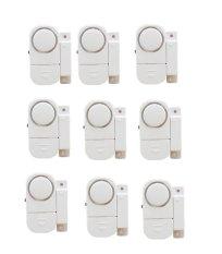 Bộ 9 chuông cửa cảm biến chống trộm