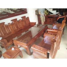 Đánh Giá Bộ bàn ghế Âu Á tay hộp gỗ Hương