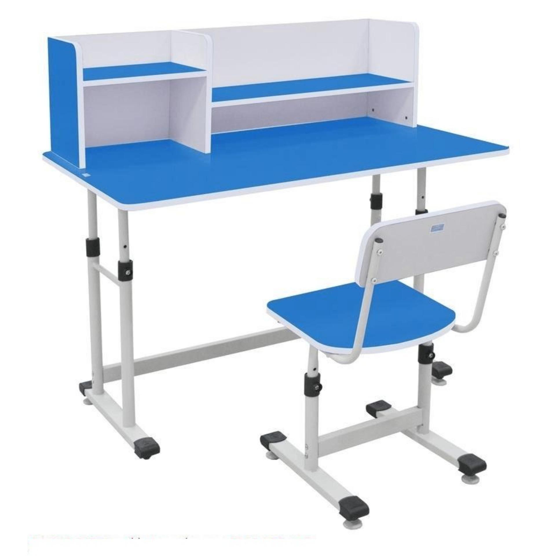 Bộ bàn ghế học sinh Xuân Hòa BHS-13-07 XG màu xanh