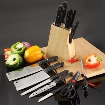 Bộ dao kéo nhà bếp hợp kim đa năng siêu bền tiện ích