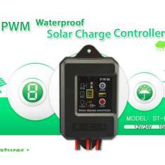 Bộ điều khiển sạc năng lượng mặt trời chống nước 12/24v 10A