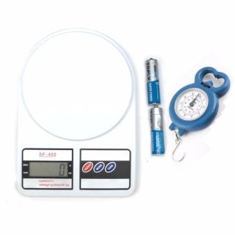 Bộ đôi cân điện tử nhà bếp 10kg và cân cầm tay mini 10kg - 8176539 , HA579HLAA3OTRFVNAMZ-6563660 , 224_HA579HLAA3OTRFVNAMZ-6563660 , 178000 , Bo-doi-can-dien-tu-nha-bep-10kg-va-can-cam-tay-mini-10kg-224_HA579HLAA3OTRFVNAMZ-6563660 , lazada.vn , Bộ đôi cân điện tử nhà bếp 10kg và cân cầm tay mini 10kg