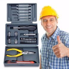 Bộ dụng cụ sửa chữa đa năng 24 món CONEABR (Đen)