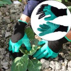 Bộ Găng Tay Chuyên Dụng Làm Vườn, Bới Đất, Chăm Sóc Cây TG3