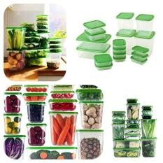 Bộ hộp để đồ 17 món đựng thực phẩm tiện ích