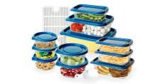 Bộ hộp nhựa chef box 24 món – 6075/24