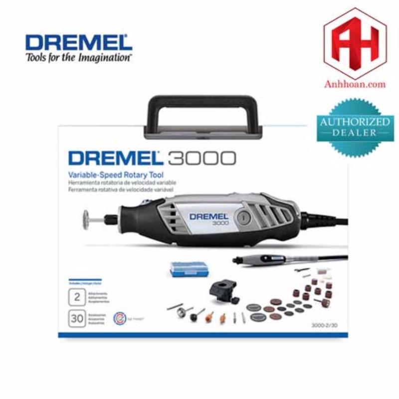 Bộ máy đa năng Dremel 3000 2/30