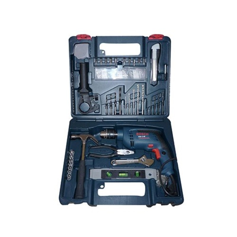 Bộ Máy Khoan Động Lực Bosch GSB 13 RE (hộp nhựa)