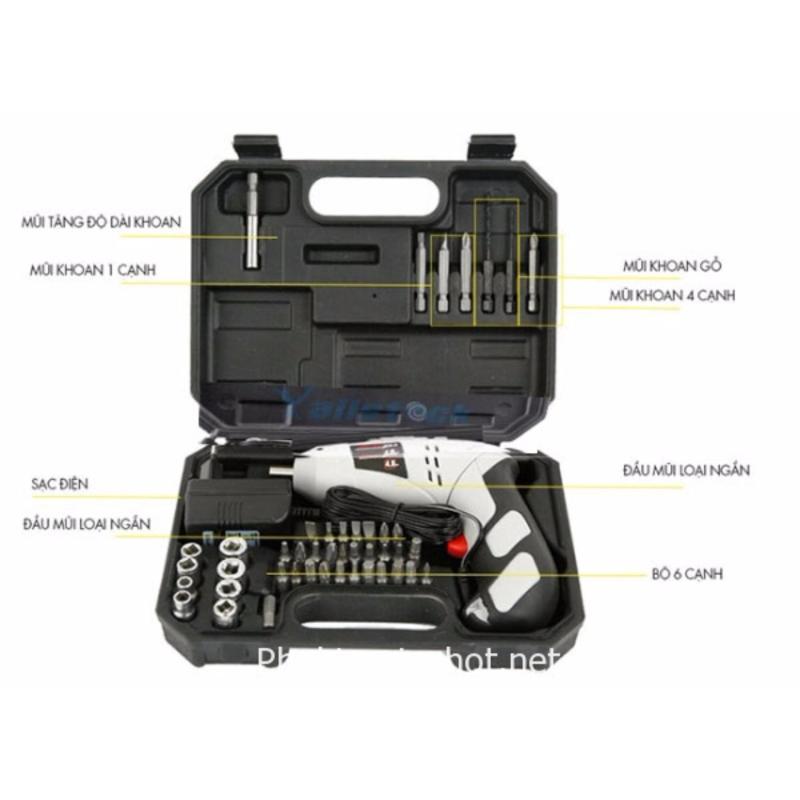 Bộ máy khoan Mini cầm tay JOUST MAX 45 IN 1 siêu tiện dụng