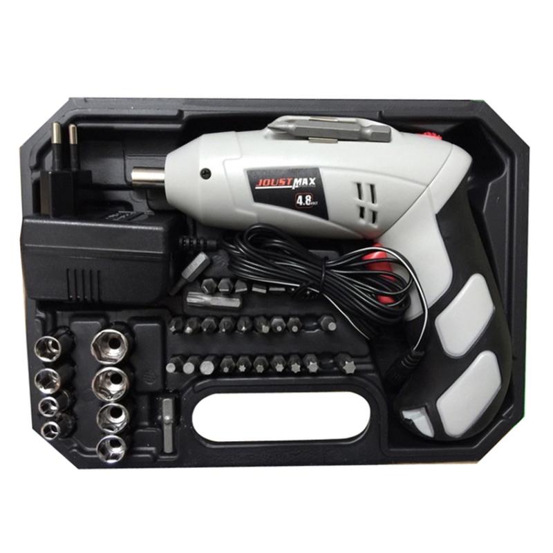 Bộ máy khoan và vặn ốc vít có sạc tích điện mini