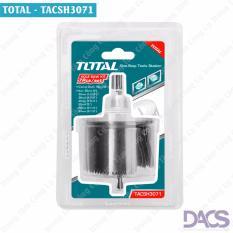 Bộ mũi khoét 7 chi tiết Total TACSH3071