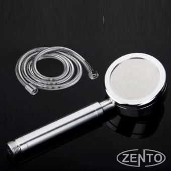 Bộ sen tăng áp hợp kim nhôm zento ZBS316