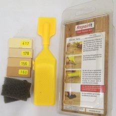 Bộ sửa chữa gỗ màu sáng – Hard Wax Repair (Vàng nhạt)