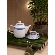 BỘ trà Minh Long JASMINE CHIM LẠC 0.7L