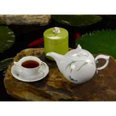 Bộ trà Minh Long 0.7L MẪU ĐƠN THANH TRÚC
