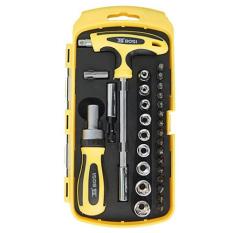 Bộ tua vít đa năng 29 món Bosi Tools BS463029 (Vàng)