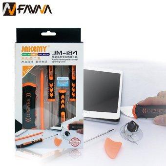 Bộ tua vít đa năng mở điện thoại và máy tính bảng Jakemy JM-i84 (Cam)