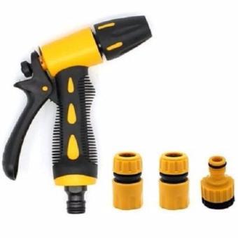 Bộ vòi xịt rửa xe tưới cây đa năng và cút nối VR-HBS044