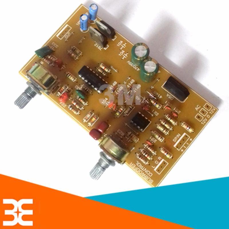 Bảng giá Board Sub (Tần Số 40hz-250hz) Dùng Cho Các Thùng Loa Sub