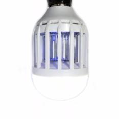 Bóng đèn bắt muỗi và chiếu sáng tiện dụng