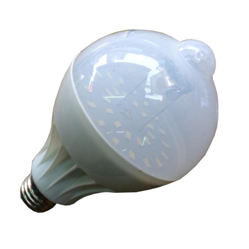 Hình ảnh Bóng đèn Led cảm ứng hồng ngoại AT-07W