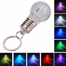 Bóng đèn LED móc chìa khóa đổi màu – Kim Hải Computer