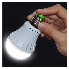 Bóng đèn LED tích điện thông minh 12W (Trắng)