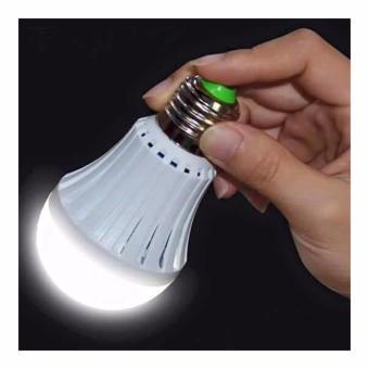Bóng đèn Led tích điện thông minh siêu sáng 12w