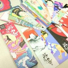 Bookmark đánh dấu sách phong cách Nhật