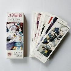 Bookmark đánh dấu sách Touken Ranbu online