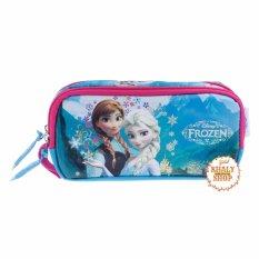 Bóp viết Disney Frozen màu xanh Dành Cho Bé Gái