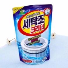 Bột tẩy lồng máy giặt Hàn Quốc 450g cao cấp