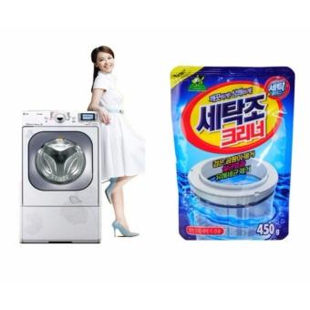 Bột tẩy lồng máy giặt Hàn Quốc 450g cao cấp HH569