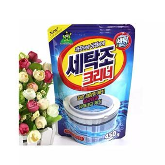 Bột vệ sinh tẩy lồng máy giặt Hàn Quốc