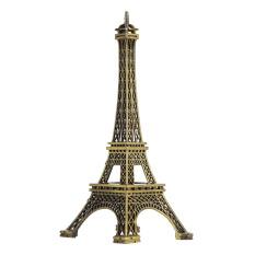Đồng Âm Hợp Kim Paris Tháp Eiffel Hình Tượng Vintage Home (18 cm)-quốc tế