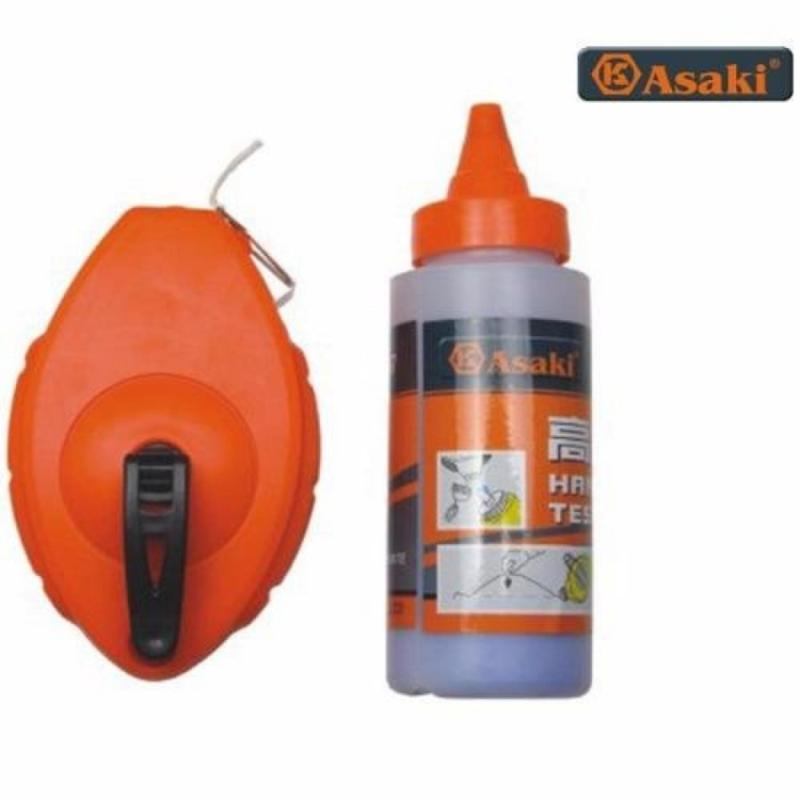 Búng mực quay tay 30m Asaki AK-2567