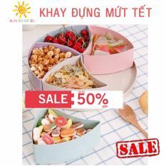 Cách Làm Mứt Dừa Non Miếng - Mua Khay Mứt Tròn Lúa Mạch 5 Ngăn Bằng Nhựa Hình Hộp Quà Giá Tốt - Ưu Đãi 50% Chỉ Trong Hôm Nay