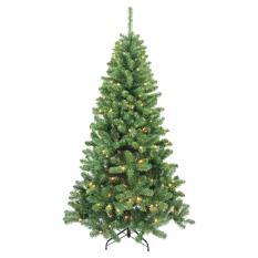 Giá Niêm Yết Cây thông Noel cao 1 mét loại dày lá + Tặng 01 dây đèn nhấp nháy dài 5 mét  Hương Thịnh