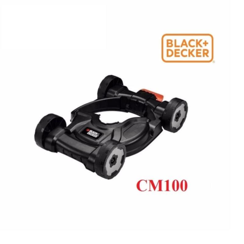 Chân đế chuyển máy cắt cỏ cầm tay thành xe đẩy Black+Decker Dùng cho máy GL4525 và GL5530 - CM100 (NEW 2017)