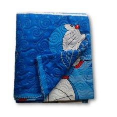 chăn hè thu chần bông vi tính – Doraemon 180cmx200cm